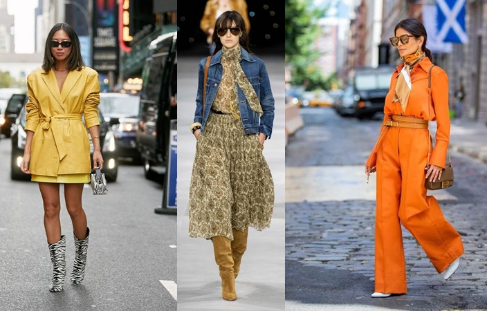 Winter 2020:  Fashion Highlights